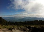 View from La Malinche