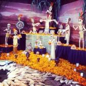 Pre Hispanic Ofrenda