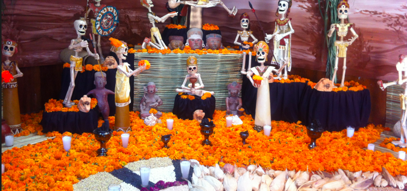 day of the dead a beginner s guide to ofrendas soy poblana